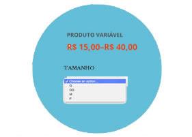 Sistema de controle de preços diferenciados para produtos que tem tamanhos e preços diferentes