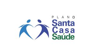 Imagem Logo Plano Santa Casa de Santos