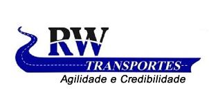 Imagem Logo RW Transportes