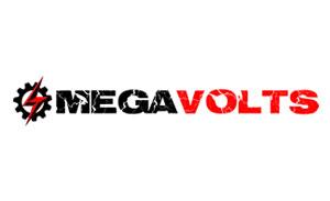 Imagem Logo MEGAVOLTS Instalações e Manutenções Eletricas