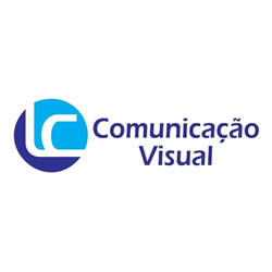 Imagem logo LC Comunicação Visual