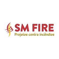 Imagem logo SM Fire projeto contra incendios
