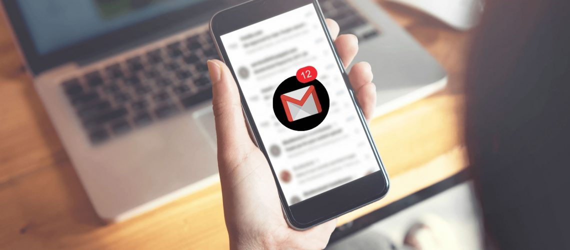 configurar email profissional gmail